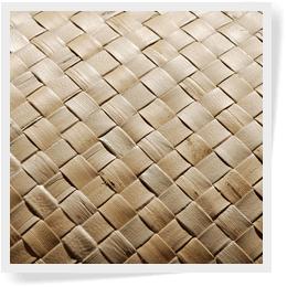 Fine Weave Lauhala Matting Image