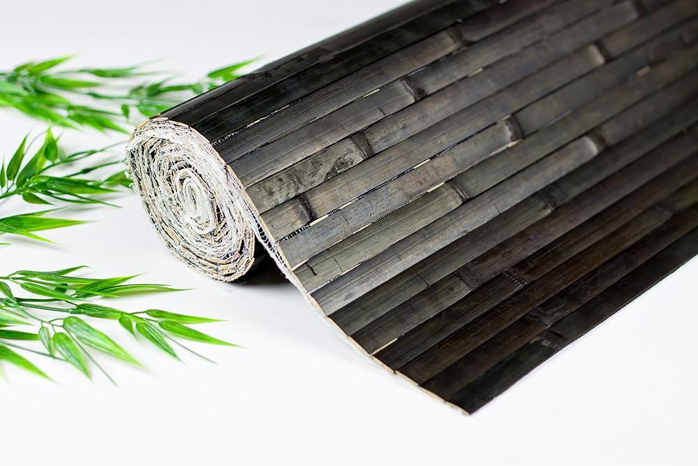 Bamboo Panel Ebony