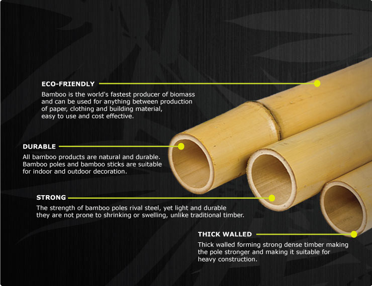 Bamboo Poles FAQs