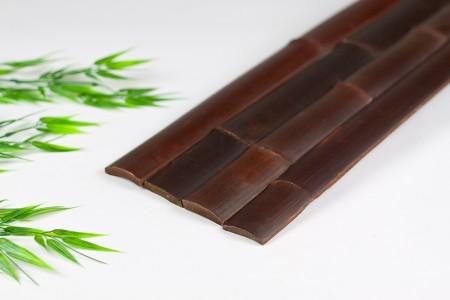 Bamboo Slats Mahogany