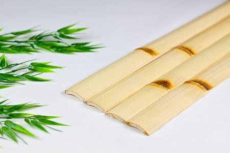 Natural Burnt Bamboo Slats