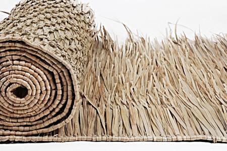 Palm Thatch Roll
