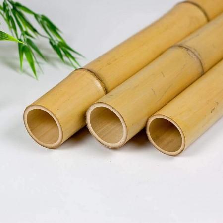 Natural Bamboo Poles
