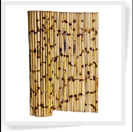 "Bamboo Fence Tigerboo 1"" x 3' x 8'"