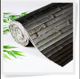 Bamboo Paneling Ebony 4' x 8'