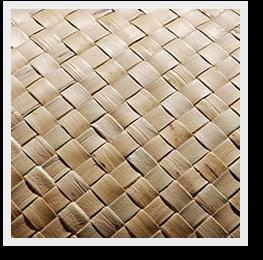 Fine Weave Lauhala Matting 4' x 8' (10 Pack)