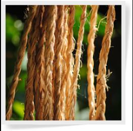Sennit Rope 1/4 Inch