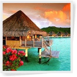Tahitian Thatch